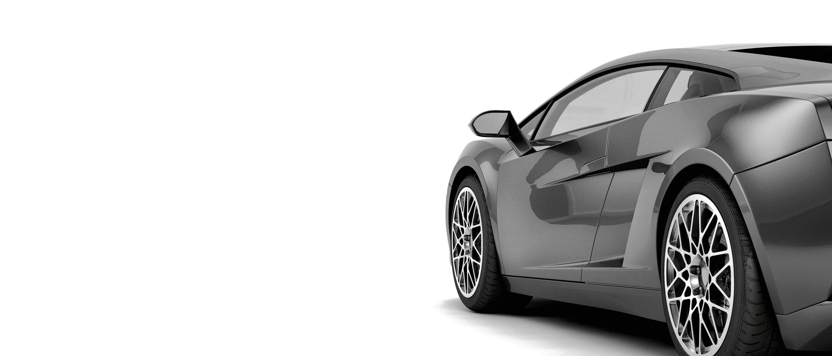sports-car-white-bg